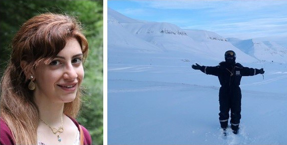 RHU alumna's Ph.D. research on ice mechanics gains great significance ensuring safe activity in ice-heavy regions