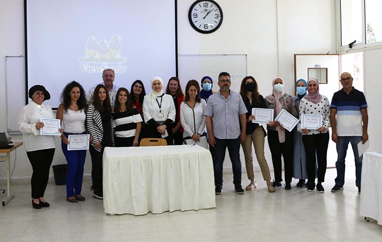 Self-leadership workshop to staff members part of RHU Professional Development Program