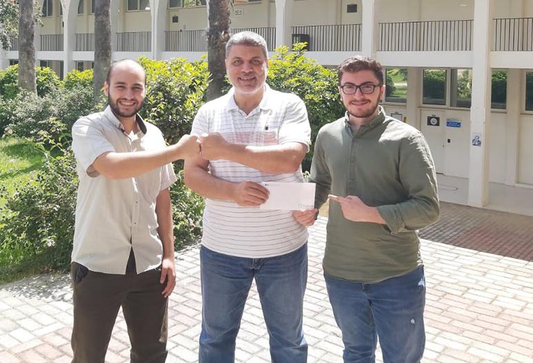 "Two RHU teams win the RHU AI Club ""AI in Healthcare Competition"""