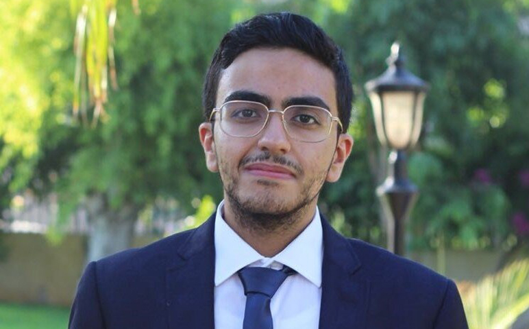 RHU mechatronics engineering student selected as ASME Student Regional Chair for Middle East and Africa Region
