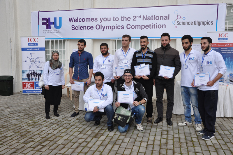 Science Olympics Competition